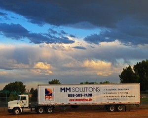 Colorado Logistics and supply chain experts at MM Solutions can streamline your supply chain from raw materials to finished goods