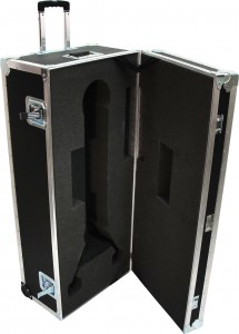 Pelican cases and transit cases