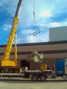 Facility relocation services and machine moving from MM Solutions