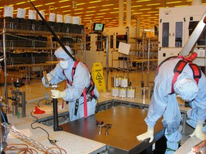 Add, replace, or move machinery with clean room and Colorado laboratory services from MM Solutions