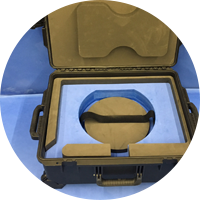 Case and Custom Foam