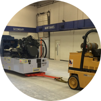 Machine Moving