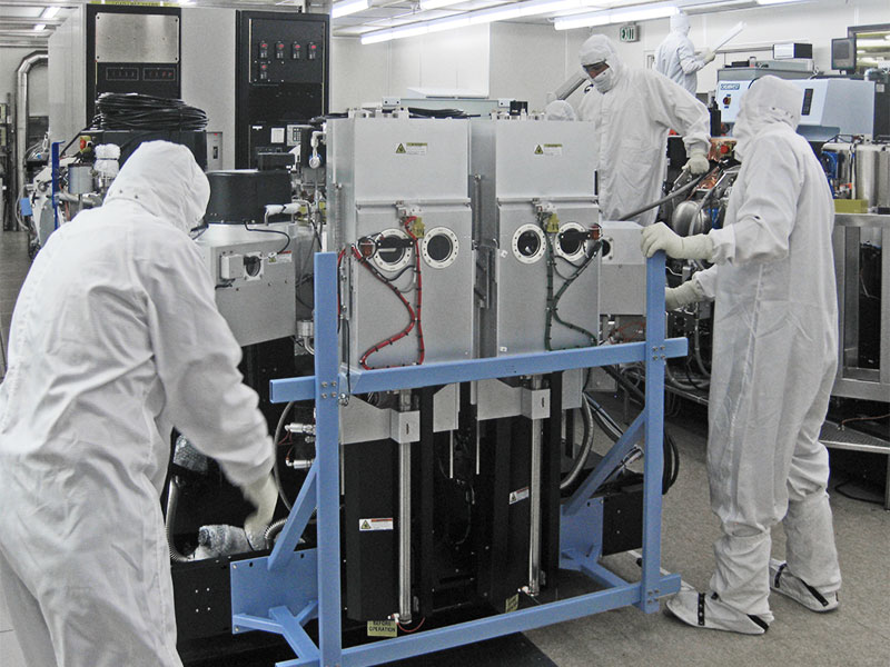 Cleanroom and Lab Equipment Moving - MM Solutions