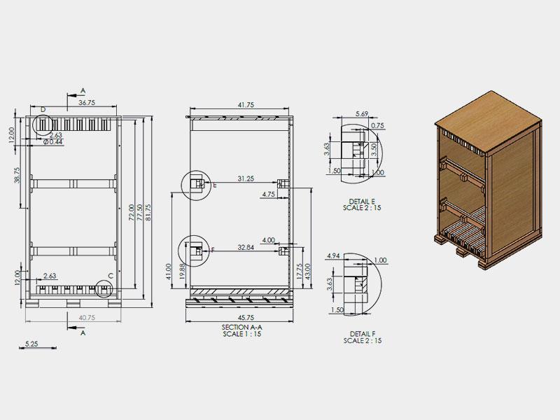 Custom Engineered Packaging - MM Solutions