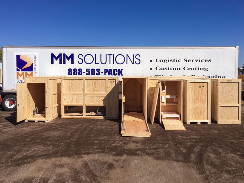 World Class Crate Manufacturing - MM Solutions